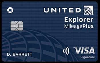 Travel Rewards Cards United Travel Credit Cards